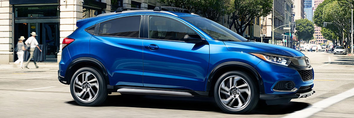 new Ford HR-V