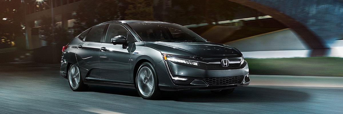 new Honda Clarity