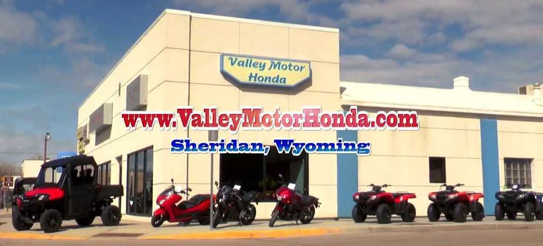 Valley Motor Honda in Sheridan